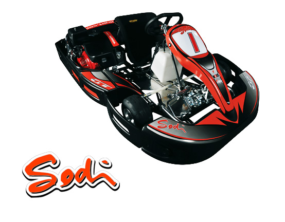 SODi GT2 Karting Aruba