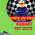 Bushiri Karting Kid Kart Tryouts