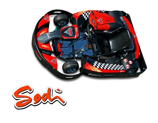 Junior SODI Kart